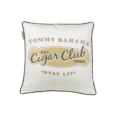 "Paradise ""Cigar Club"" Pillow"