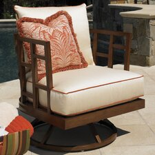 Ocean Club Resort Swivel Lounge Chair