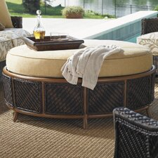 Island Estate Lanai Storage Ottoman