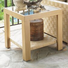 <strong>Tommy Bahama Outdoor</strong> Canberra Surf and Sand Side Table