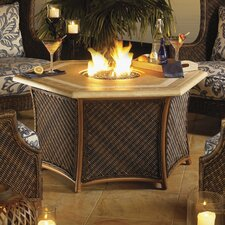 <strong>Tommy Bahama Outdoor</strong> Island Estate Lanai Gas Fire Pit