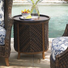 Island Estate Lanai End Table