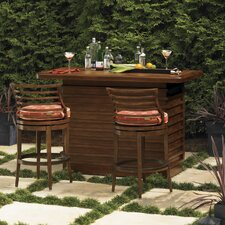 <strong>Tommy Bahama Outdoor</strong> Ocean Club Pacifica Bar Table