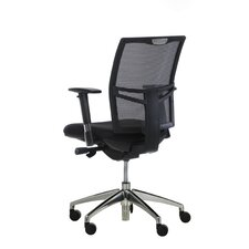 <strong>Synergie</strong> Landmark Mid Back Ergonomic Mesh Task Chair with Arms