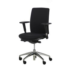 <strong>Synergie</strong> Performer Mid Back Ergonomic Task Chair with Arms