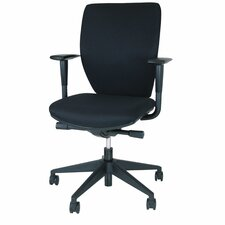 Spright Mid Back Ergonomic Task Chair with Arms