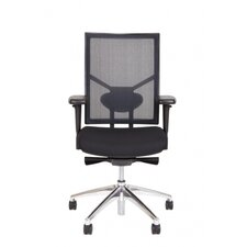 <strong>Synergie</strong> Achiever High Back Ergonomic Mesh Task Chair with Arms