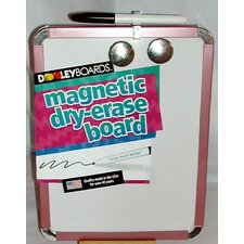 "<strong>Dooley Boards Inc</strong> 8.5"" x 11"" Magnetic Marker Board"