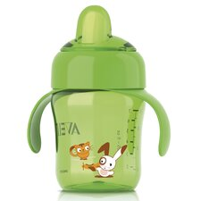 <strong>Avent America</strong> 9 Oz. Soft Spout Cup with Handles