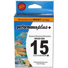 15 Inkjet Cartridge, Black