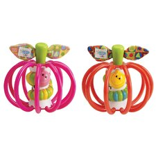 <strong>Rc2 Brand - First Years</strong> Grab Apple Assortment Toy