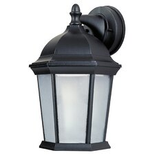 Bastille VX 1 Light Outdoor Wall Sconce