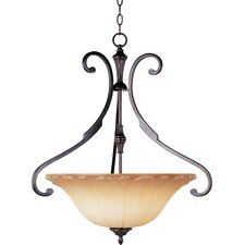 <strong>Maxim Lighting</strong> Allentown 3 Light Inverted Pendant