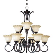 Allentown 9 Light Chandelier