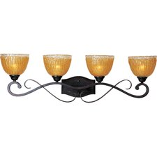 <strong>Maxim Lighting</strong> Barcelona 4 Light Vanity Light