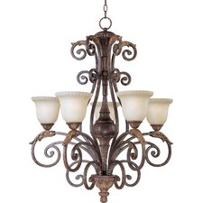 Beaumont 5 Light Chandelier