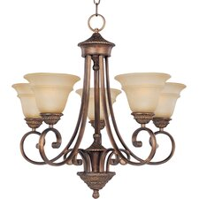 Berklee 5 - Light Single - Tier Chandelier