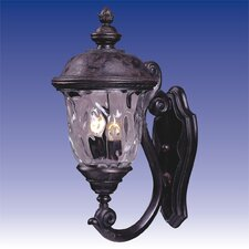 <strong>Maxim Lighting</strong> Carriage House DC Large Outdoor Wall Lantern