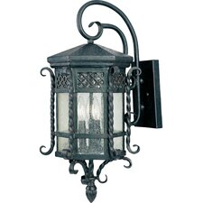 Crestgrove 5 - Light Outdoor Wall Mount