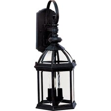 Builder Cast Outdoor Wall Lantern