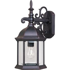 Builder Cast Small Outdoor Wall Lantern