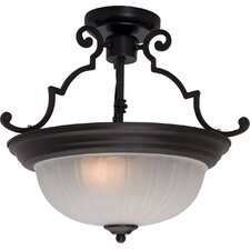 Westshire 2 - Light Semi - Flush Mount