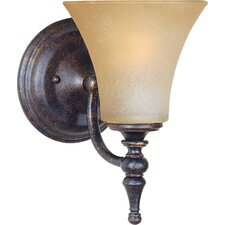 <strong>Maxim Lighting</strong> Bristol  1 Light Wall Sconce