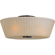 Mollusk 3 - Light Flush Mount