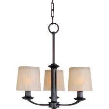 Finesse 3 Light Mini Chandelier