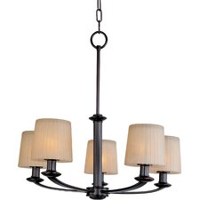 Finesse 5 Light Chandelier