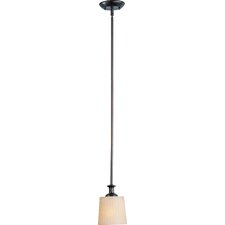 <strong>Maxim Lighting</strong> Finesse 1 Light Mini Pendant