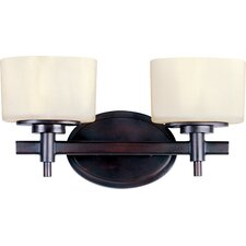 <strong>Maxim Lighting</strong> Lola 2 Light Vanity Light