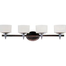 <strong>Maxim Lighting</strong> Lola 4 Light Vanity Light