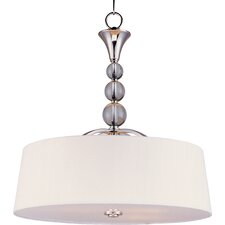 Clave 4 - Light Entry Foyer Pendant