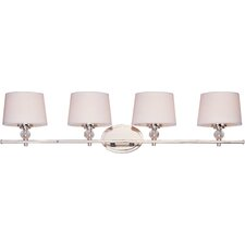 <strong>Maxim Lighting</strong> Rondo 4 Light Vanity Light