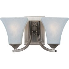 <strong>Maxim Lighting</strong> Aurora ES 2 Light Bath Vanity Light