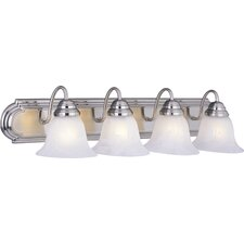 <strong>Maxim Lighting</strong> Essentials 4 Light Bath Vanity Light