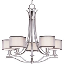 Southstream 5 - Light Single - Tier Chandelier