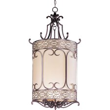 Timbora 6 - Light Entry Foyer Pendant