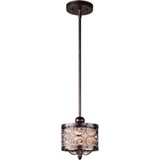 <strong>Maxim Lighting</strong> Mondrian 1 Light Mini Pendant