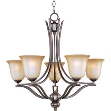 Soprane 5 - Light Single - Tier Chandelier