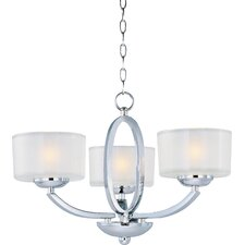 Elle 3 Light Chandelier