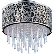 Sans 5 - Light Semi - Flush Mount