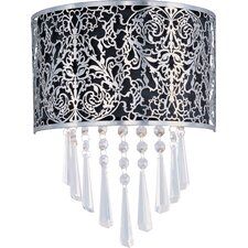 <strong>Maxim Lighting</strong> Rapture 2 Light Wall Sconce