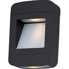 <strong>Maxim Lighting</strong> Optic LED 2 Light Wall Sconce