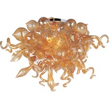 Mimi 12 Light Semi-Flush Mount