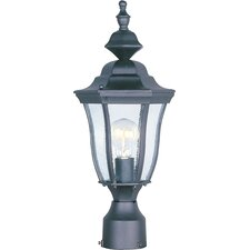 <strong>Maxim Lighting</strong> Madrona 1 Light Outdoor Post Lantern