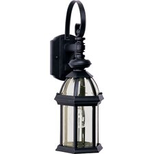 <strong>Maxim Lighting</strong> Builder Cast Small Outdoor Wall Lantern