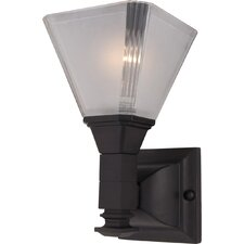 <strong>Maxim Lighting</strong> Brentwood 1 Light Wall Sconce
