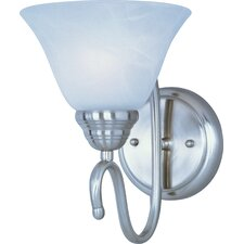 <strong>Maxim Lighting</strong> Newport 1 Light Wall Sconce
